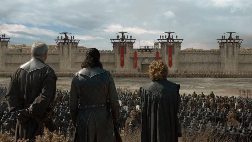 СМИ: Более 10 млн американцев пропустят работу из-за финала «Игры престолов»