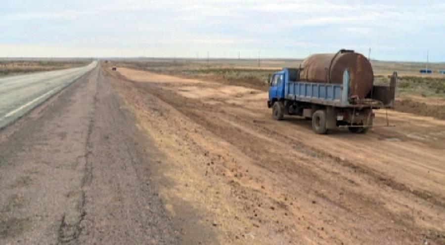 Одна из самых аварийных дорог Казахстана станет безопаснее и короче