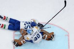 Воробьёв отреагировал на видео с выпивающими хоккеистами
