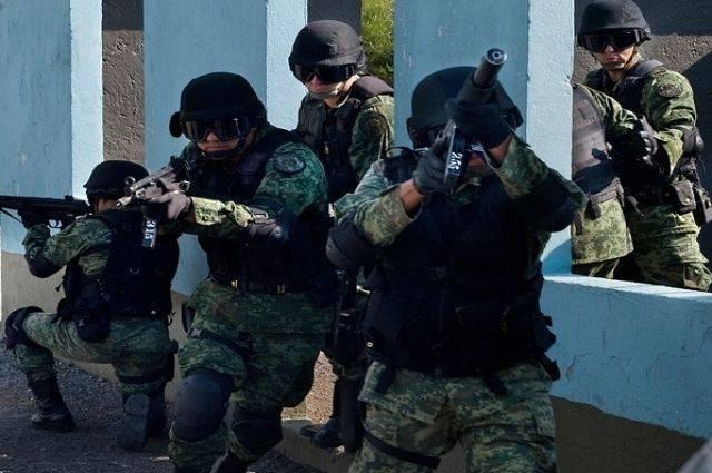 Мексиканские военные нашли мешки с человеческими останками: фото и иллюстрации