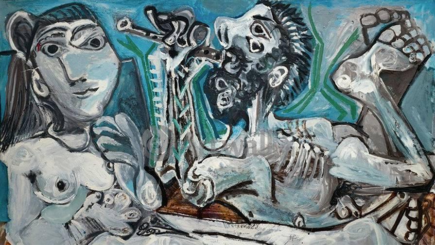 Британец купил подлинник Пикассо за $293