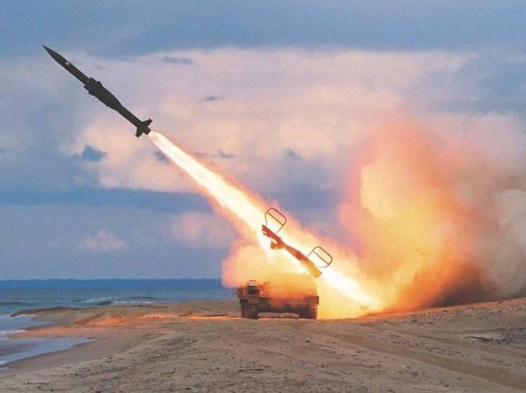 Сирийские системы ПВО отразили ракетный удар по Дамаску: фото и иллюстрации