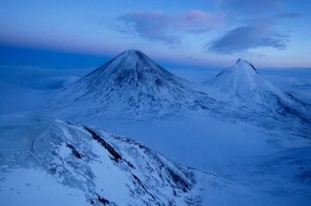 Японский турист погиб при восхождении на вулкан на Камчатке: фото и иллюстрации