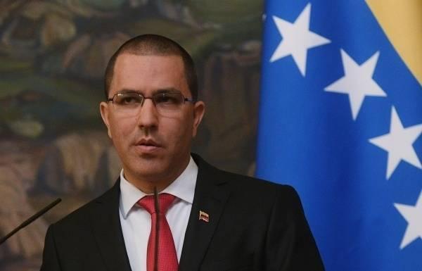 МИД Венесуэлы заявил о готовности к переговорам с США: фото и иллюстрации