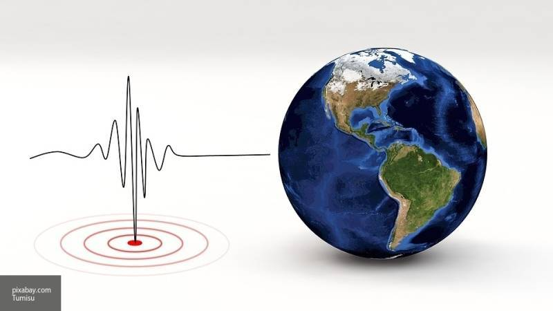 Землетрясение магнитудой 5,7 произошло в Индонезии