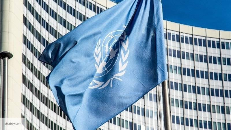 Запад сделал из Совбеза ООН инструмент помощи боевикам