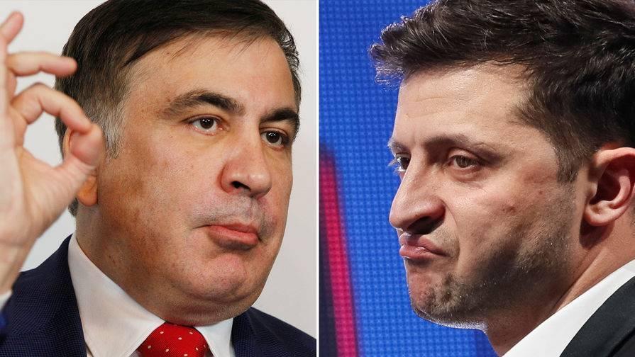 Саакашвили – Зеленскому: Больше майданить и никаких переговоров с Путиным! | Политнавигатор