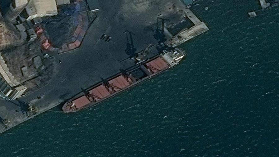 КНДР направила протест в ООН из-за ареста своего судна властями США