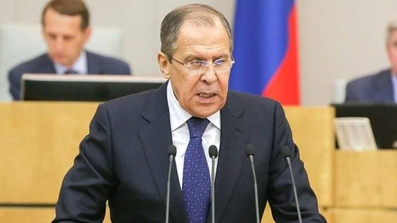 Лавров напомнил, что РФ не пойдет на уступки, противоречащие ее интересам