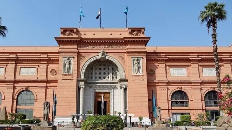 Видео с места взрыва в Каире выложили в сеть