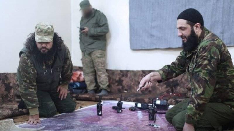 «Ан-Нусра»* просит лояльных США боевиков спасти террористов в Сирии