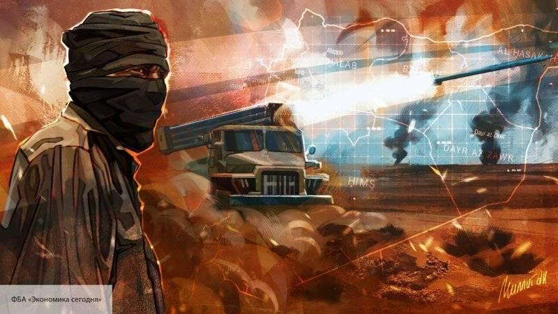 Главарь боевиков в Идлибе призвал группировки спасти последний оплот террористов в Сирии