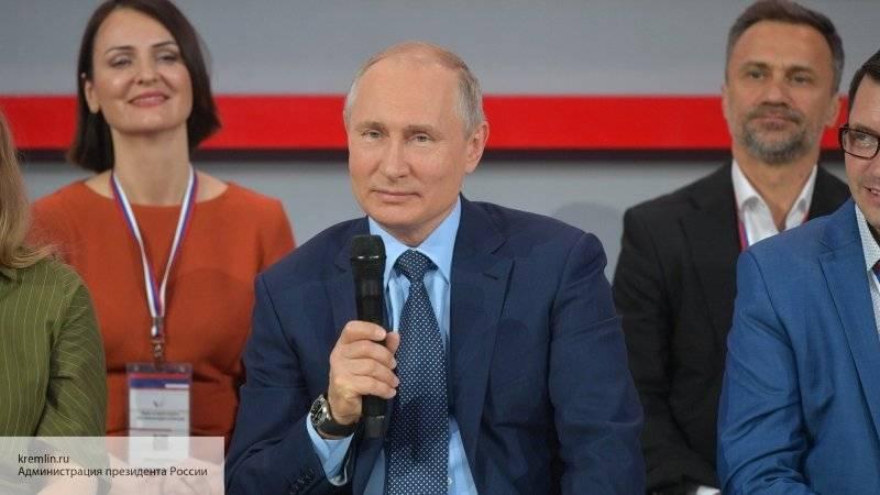 В Поморье снизился градус протеста после выступления президента РФ