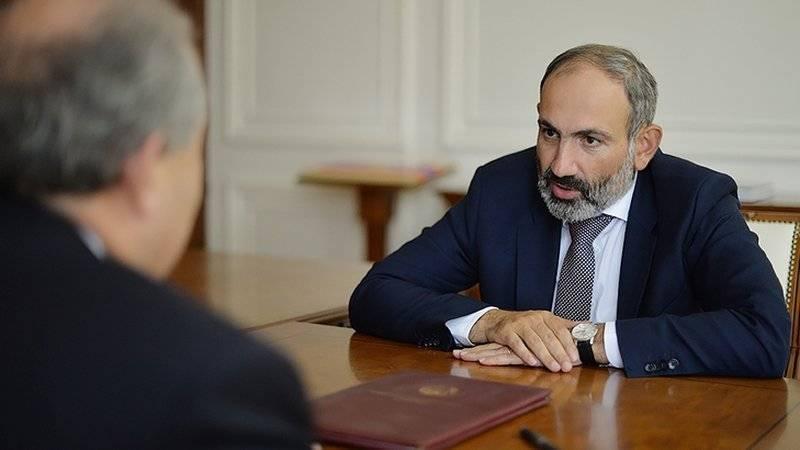 Пашинян анонсировал «второй этап революции» в Армении