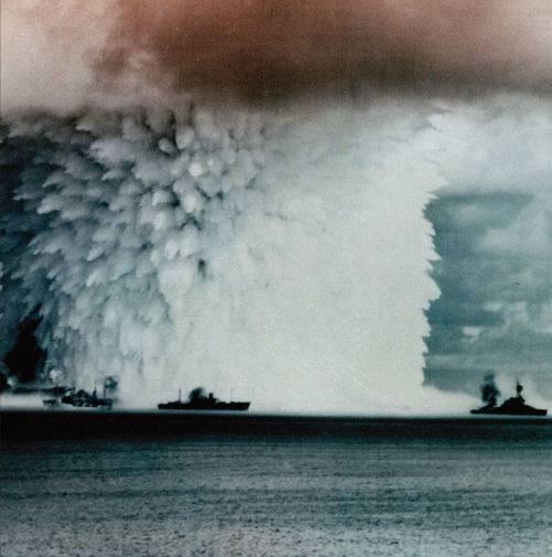 Ядерные отходы США могут попасть в Тихий океан
