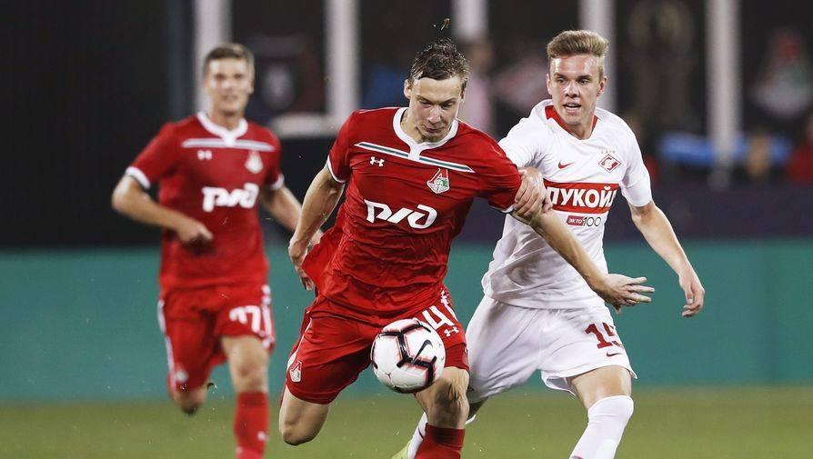 Червиченко отметил роль судейства в результатах «Спартака»
