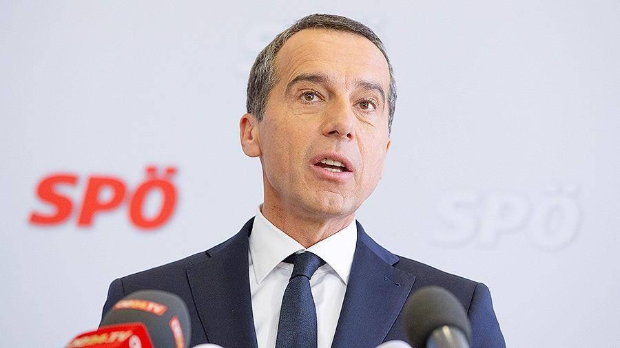 Экс-канцлер Австрии призвал Себастьяна Курца уйти в отставку