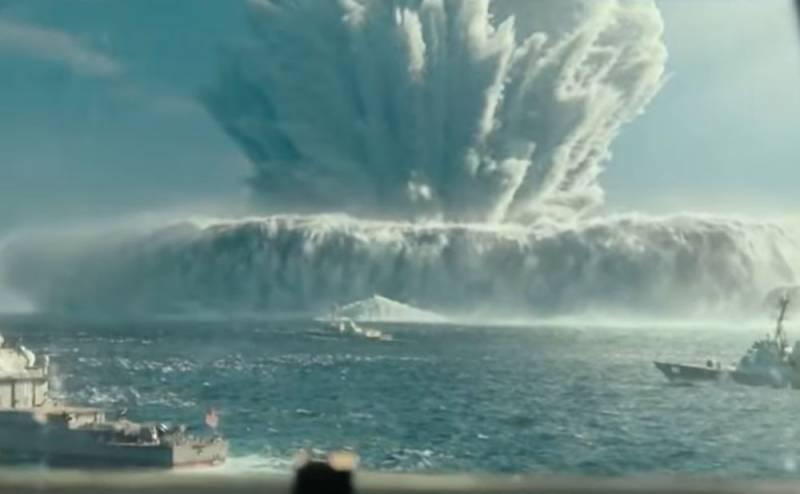 Американский ядерный саркофаг в Тихом океане начал разрушаться