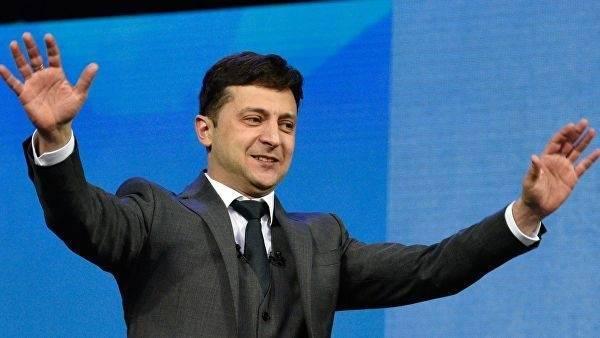 В Киеве начинается инаугурация Владимира Зеленского