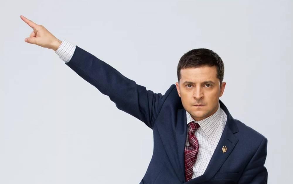 Зеленский распустил Верховную раду сразу после инаугурации