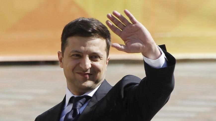 Зеленский заявил о роспуске Верховной рады восьмого созыва