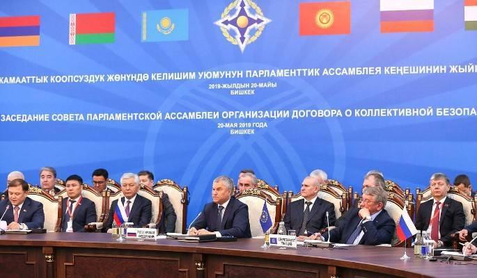 Володин призвал укреплять межпарламентское сотрудничество