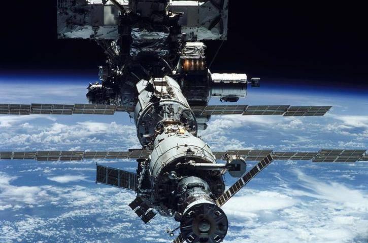 Москвичи смогут понаблюдать за полетом МКС в небе