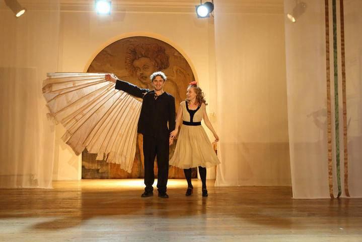 «Декамерон» открыл фестиваль «Дебют» в «Школе драматического искусства»