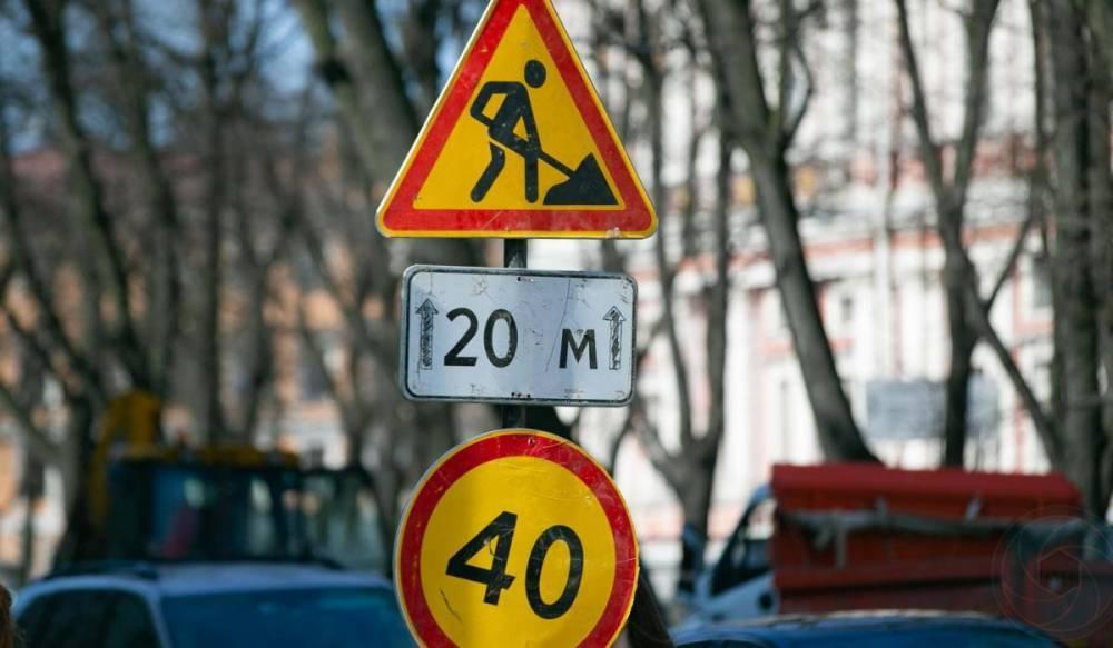 В Адмиралтейском и Невском районах ограничат движение транспорта