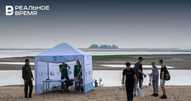 В Татарстане из-за обмеления рек отменили более 20 рейсов туристических теплоходов