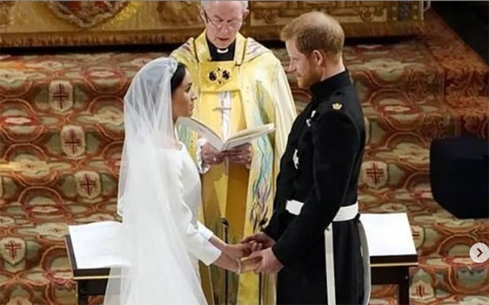 Новые фото со свадьбы принца Гарри и Меган Маркл растрогали пользователей Сети