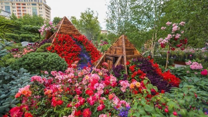Фестиваль Moscow Flower Show объявил новые даты