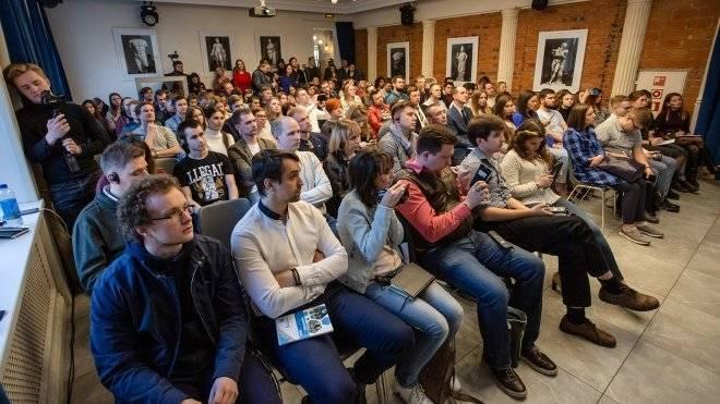 Занятия третьего потока прошли в Школе молодого политика в Петербурге