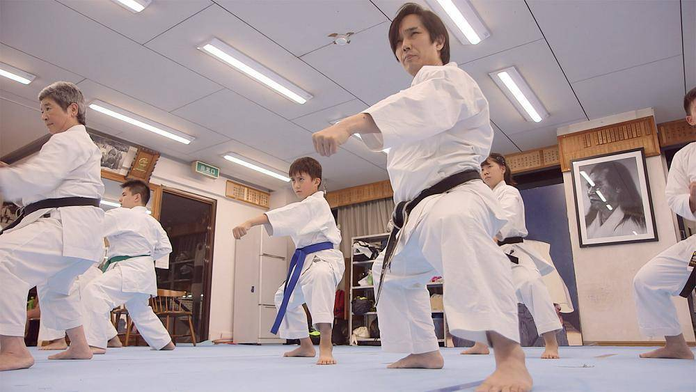 """""""Глобально о Японии"""": чай, спорт, гармония"""