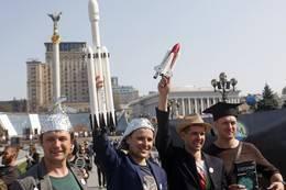 Порошенко переехал в «прозрачный» офис своей партии
