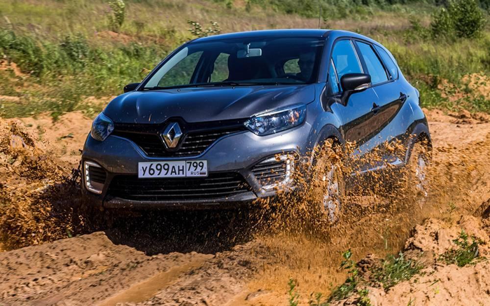 Полный привод кроссоверов Renault и Nissan: экспертный разбор «За рулем»