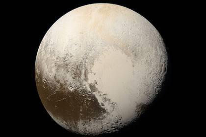 На Плутоне нашли жидкий океан