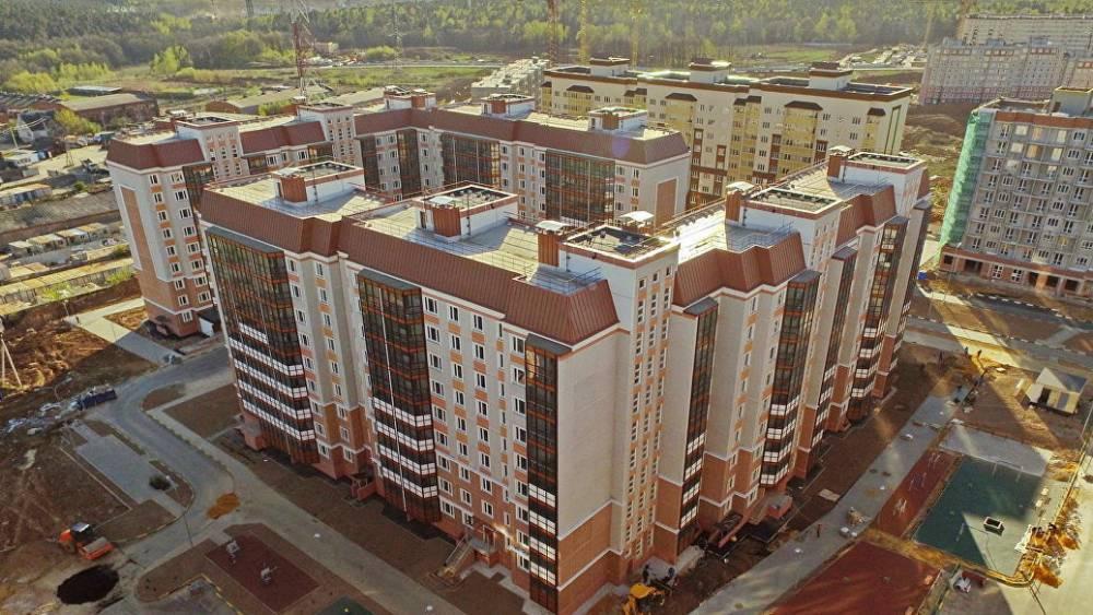 """""""Гранель"""" построит крупный жилой квартал на Новой Риге"""