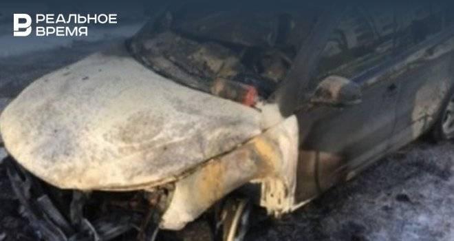 В Казани дело юриста Татсоцбанка о поджоге авто может закончиться мировой