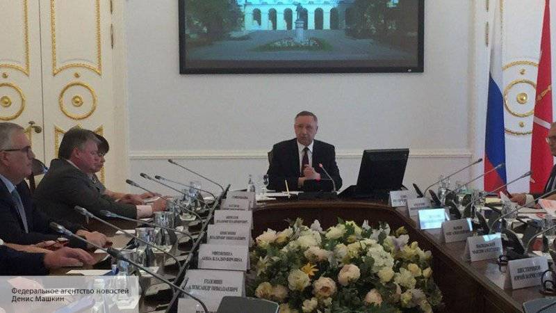 Александр Беглов рассказал петербуржцам о разработанной стратегии развития города