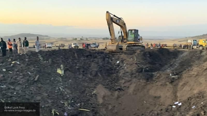 Супруга погибшего в авиакатастрофе в Эфиопии требует от Boeing 276 миллионов долларов