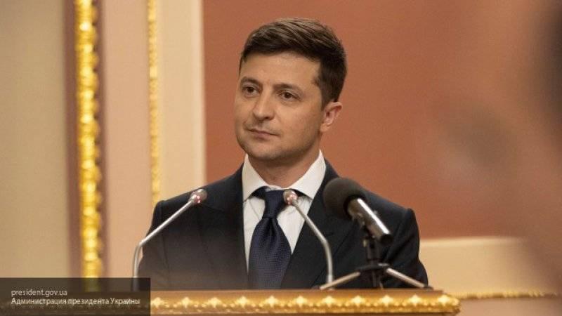 Зеленский объявил о намерении провести референдум о формате переговоров с Россией