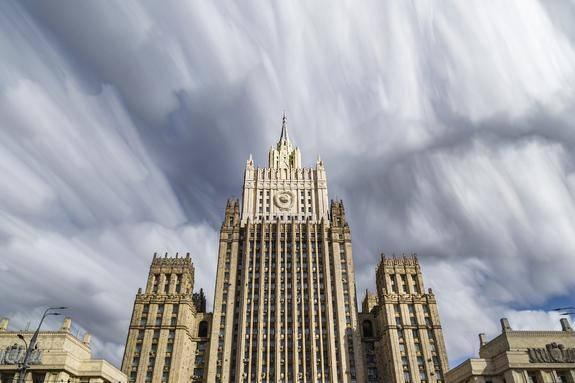 В МИД объяснили, почему власти США ввели новые санкции против России