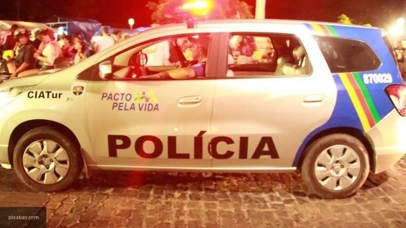 Три человека погибли при стрельбе в бразильской церкви