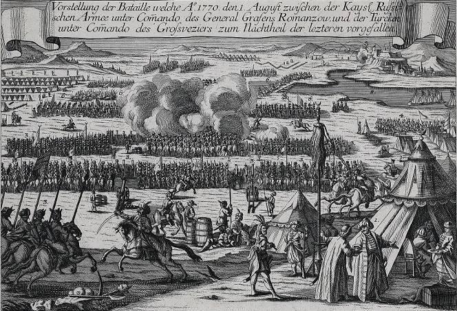 «Сражение при Кагуле»: невероятная победа русской армии над турками | Русская семерка