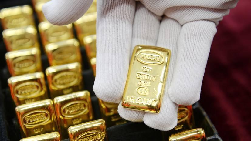 Daily Express увидела в закупках золота Россией «плохой знак» для мира