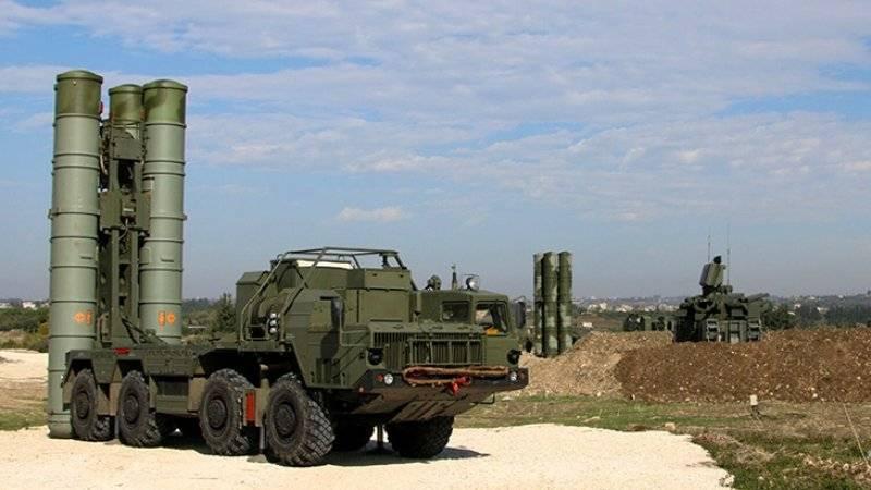 Военные Турции проходят инструктаж в России по работе с ЗРК С-400