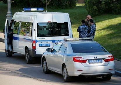 В 170 км от Москвы убили двух человек, готовивших теракт