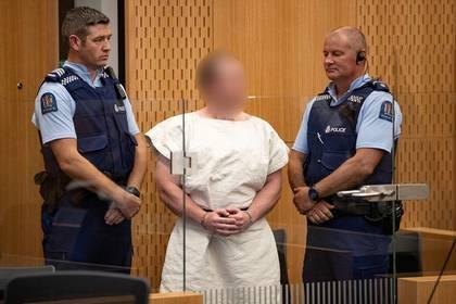Расстрелявшего мечети в Новой Зеландии обвинили в терроризме