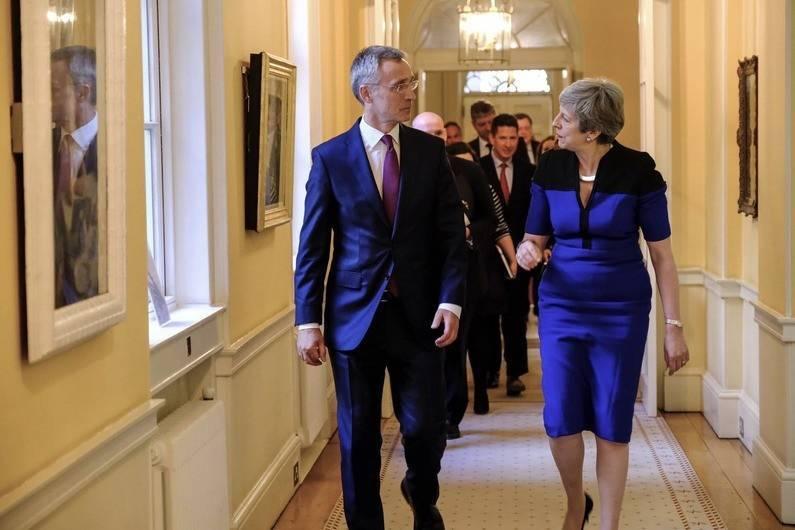 Генсек НАТО: саммит к 70-летию Альянса пройдет в Лондоне